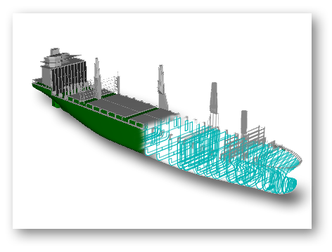 Image of transitional ship model in Autoload