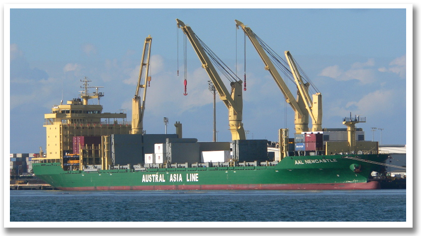 Photo of AAL Newcastle alongside