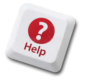 Image of help button